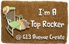 613 Avenue Create - Top Rocker