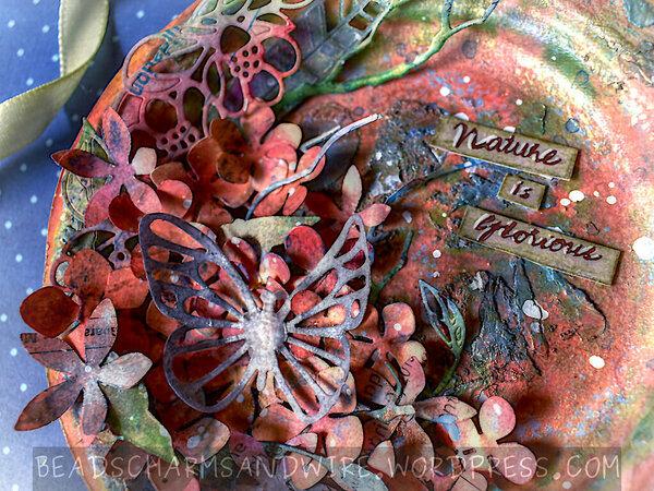Nature is Glorious | Mixed Media Canvas | Anita