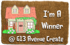 613 Avenue Create - Winner
