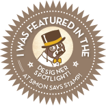 Simon Says Stamp (Monday) - Month-Long Designer Spotlight