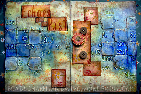 Echoes from the Past | Art Journal | Anita